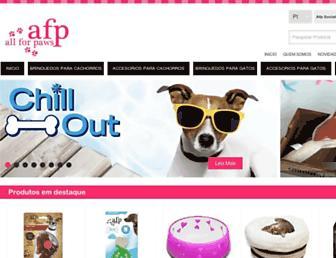 afppet.com screenshot