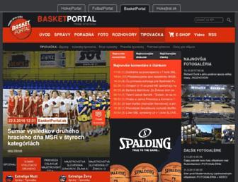 Thumbshot of Basketportal.tv