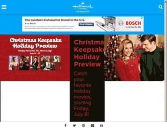 Thumbshot of Hallmarkchannel.com