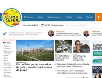 Thumbshot of Acordacidade.com.br