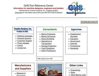 ghsport.com screenshot