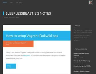 blog.sleeplessbeastie.eu screenshot