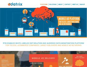 Thumbshot of Adatrix.com