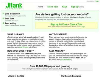 Fullscreen thumbnail of jrank.org