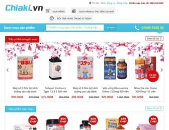 chiaki.vn screenshot