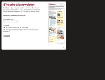 systemed.fr screenshot