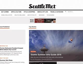 Thumbshot of Seattlemet.com
