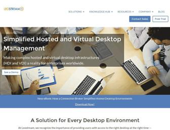 leostream.com screenshot