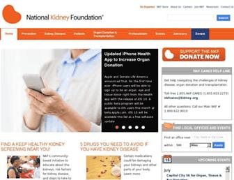 Thumbshot of Kidney.org