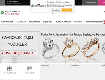 alyanssepeti.com screenshot