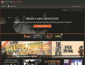 rivalgamer.com screenshot