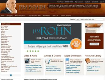 Thumbshot of Jimrohn.com