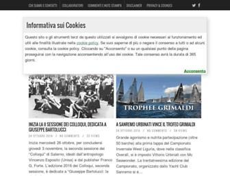 mediterranews.org screenshot