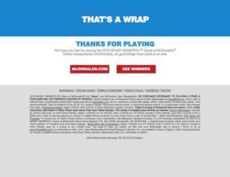 Thumbshot of Playatmcd.com