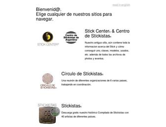 stickcenter.com screenshot