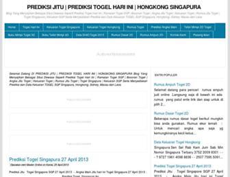prediksi-togel-hongkong-hariini.blogspot.com screenshot