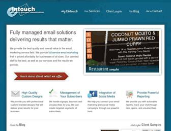 eintouch.com screenshot