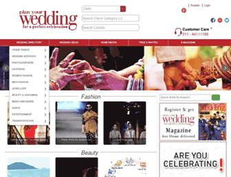 Thumbshot of Planyourwedding.co.in