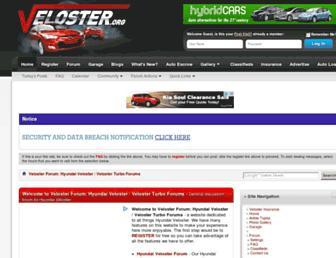 Thumbshot of Veloster.org