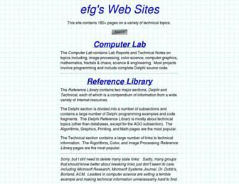 efg2.com screenshot
