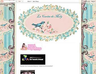 lascosasdemely.blogspot.com screenshot