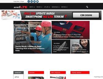 arenalte.com screenshot