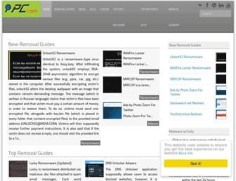 pcrisk.com screenshot