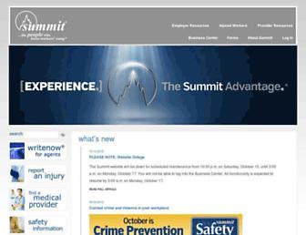 summitholdings.com screenshot