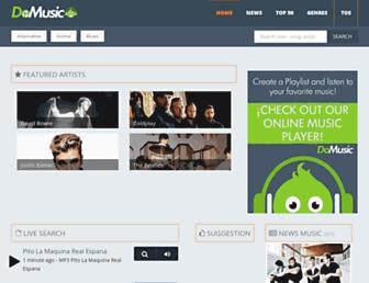 do4music.com screenshot