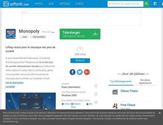 monopoly.fr.softonic.com screenshot
