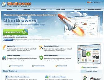 Thumbshot of Slimbrowser.net