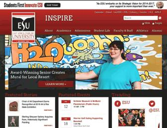 Thumbshot of Esu.edu