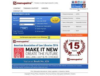 Thumbshot of Manupatrafast.com