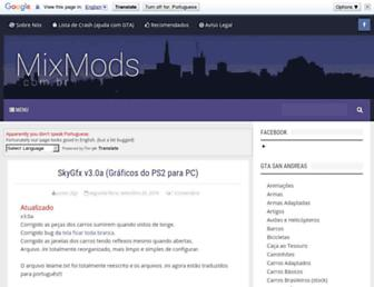 mixmods.com.br screenshot