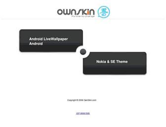 www31.ownskin.com screenshot