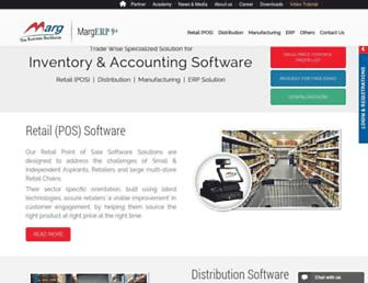 margcompusoft.com screenshot