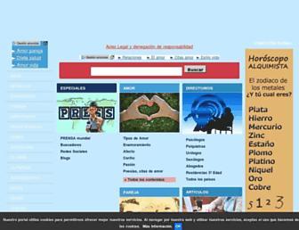 tnrelaciones.com screenshot