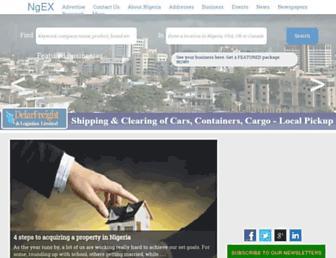 Thumbshot of Ngex.com