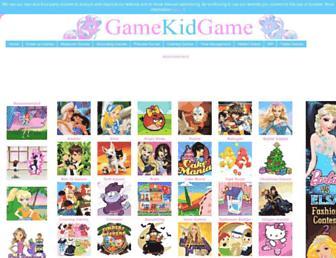 Thumbshot of Gamekidgame.com