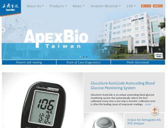 apexbio.com screenshot