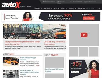 autox.com screenshot