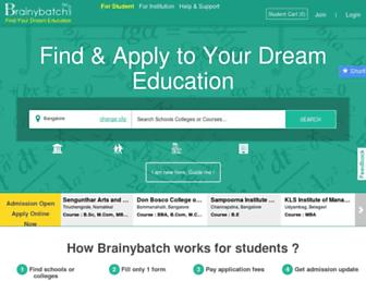 brainybatch.com screenshot