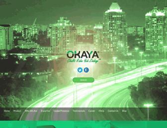 okayapower.com screenshot