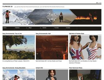 flipmode3d.com screenshot