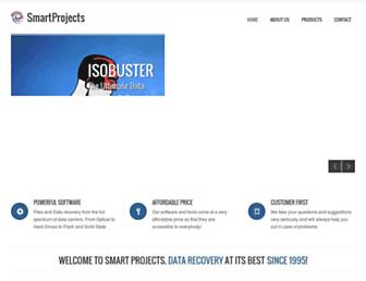 Thumbshot of Smart-projects.net
