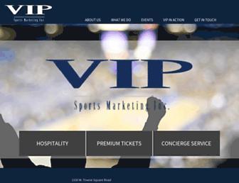 vipsm.com screenshot