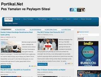 portikal.net screenshot