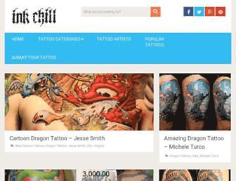 inkchill.com screenshot
