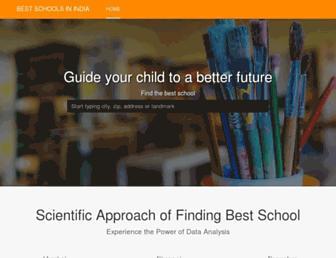 bestschool.net.in screenshot
