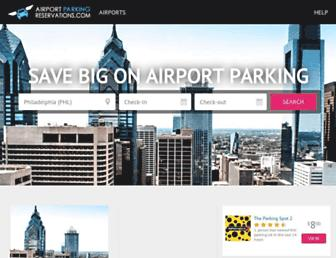 Thumbshot of Airportparkingreservations.com